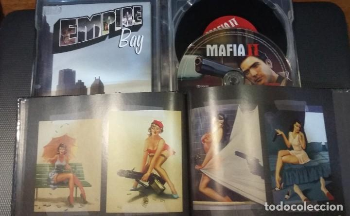 Videojuegos y Consolas: MAFIA II Para PS3 Con la Banda sonora, en Estuche de metal y libreto. PAL - Foto 2 - 149235438