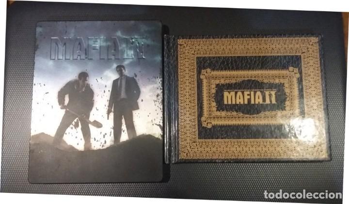 Videojuegos y Consolas: MAFIA II Para PS3 Con la Banda sonora, en Estuche de metal y libreto. PAL - Foto 4 - 149235438