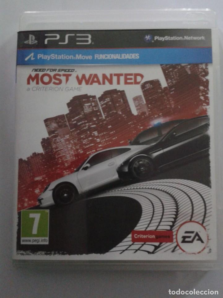 Need For Speed Most Wanted Ps3 Buy Video Games And Consoles