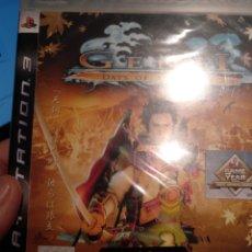 Jeux Vidéo et Consoles: PLAY 3. GENJI. DAYS OF THE BLADE. PRECINTADO. Lote 149862857