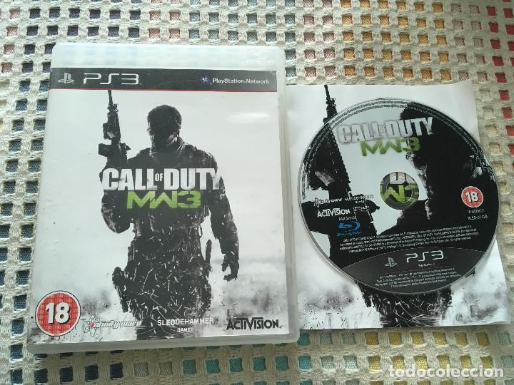 Call Of Duty Mw3 Modern Warfare 3 Ps3 Playstati Buy Video Games