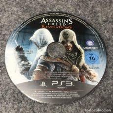 Videojuegos y Consolas: ASSASSINS CREED REVELATIONS SONY PLAYSTATION 3. Lote 150184170
