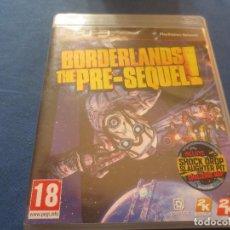 Videojuegos y Consolas: BORDERLANDS THE PRE-SEQUEL! PS3 - PAL ESPAÑA - PLAYSTATION 3 - TOTALMENTE EN CASTELLANO. Lote 150199514