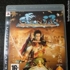 Videojuegos y Consolas: JUEGO PS3 GENJI DAYS OF THE BLADE, PLAYSTATION 3. Lote 150661981