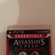 Videojuegos y Consolas: ASSASSINS CREED REVELATIONS SEMINUEVO PARA PS3 ESPAÑA. Lote 151542914