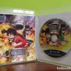Videojuegos y Consolas: JUEGO ONE PIECE PIRATE WARRIORS 3 - BANDAI NAMCO - PLAYSTATION 3 (PS3). Lote 151624918