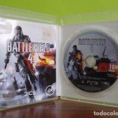Videojuegos y Consolas: JUEGO BATTLEFIELD 4 - PLAYSTATION 3 - PS3. Lote 151625274