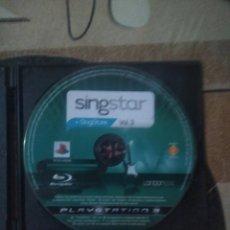 Videojuegos y Consolas: JUEGO PLAYSTATION 3 SINGSTAR EN BUEN ESTADO Y FUNCIONANDO PS3. Lote 151749082