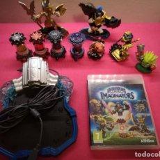Videojuegos y Consolas: LOTE FIGURAS SKYLANDERS IMAGINATORS + JUEGO PS3. Lote 151866838