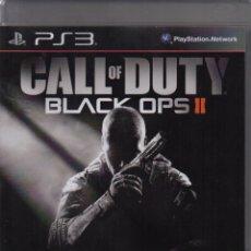 Videojuegos y Consolas: CALL OF DUTY BLACKS OPS II. Lote 152063582