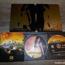 Videojuegos y Consolas: PS3 NEED FOR SPEED UNDERCOVER STEELBOOK EDITION PAL ESP COMPLETO. Lote 152188534