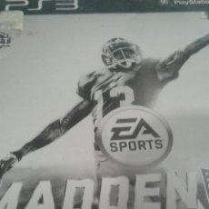 Videojuegos y Consolas: MADDEN NFL 16. Lote 152200328