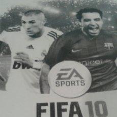 Videojuegos y Consolas: FIFA 10. Lote 152201077
