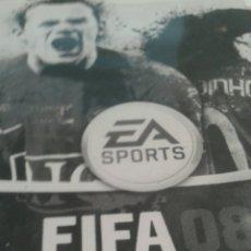Videojuegos y Consolas: FIFA 08 (SIN CARÁTULA). Lote 152202697