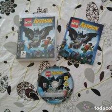 Videojuegos y Consolas: JUEGO PLAY 3 LEGO BATMAN EL VIDEOJUEGO. Lote 152376606