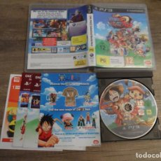 Videojuegos y Consolas: PS3 ONE PIECE UNLIMITED WORLD R PAL EPS COMPLETO. Lote 152453622
