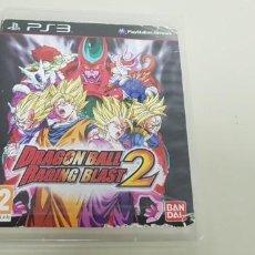 Videojuegos y Consolas: J- DRAGON BALL RACING BLAST 2 PS3 VERSION PAL ESPAÑA . Lote 152461050