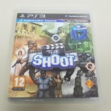 Videojuegos y Consolas: J- THE SHOOT PS3 VERSION PAL ESPAÑA CON INSTRUCCIONES. Lote 152469714