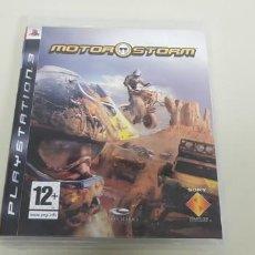 Videojuegos y Consolas: J- MOTOR STORM PS3 VERSION PAL ESPAÑA . Lote 152470050