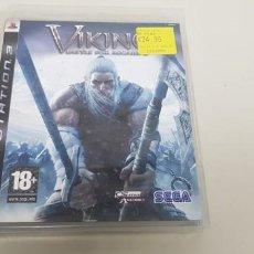 Videojuegos y Consolas: J- VIKING BATTLE FOR ASGARD PS3 PAL VERSION ESPAÑA CON INSTRUCCIONES . Lote 152471750