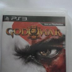 Videojuegos y Consolas: GOD OF WAR III. PS3. Lote 152673066