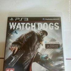 Videojuegos y Consolas: PS3 WATCHDOGS. Lote 152750290