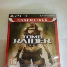 Videojuegos y Consolas: PS3 TOMB RAIDER. Lote 152751517