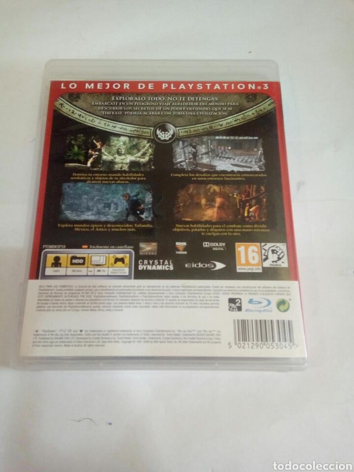 Videojuegos y Consolas: PS3 TOMB RAIDER - Foto 2 - 152751517