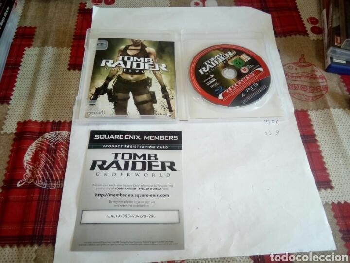 Videojuegos y Consolas: PS3 TOMB RAIDER - Foto 3 - 152751517