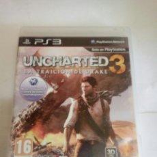 Videojuegos y Consolas: PS3 UNCHARTED 3. Lote 152751993