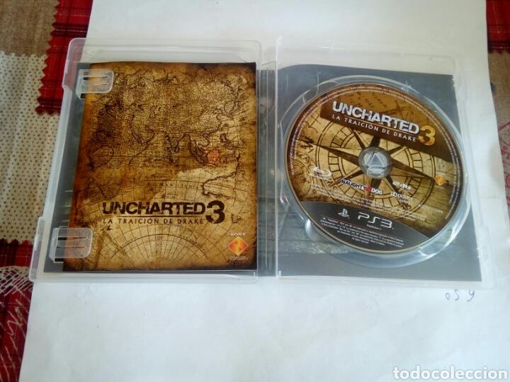 Videojuegos y Consolas: PS3 UNCHARTED 3 - Foto 3 - 152751993
