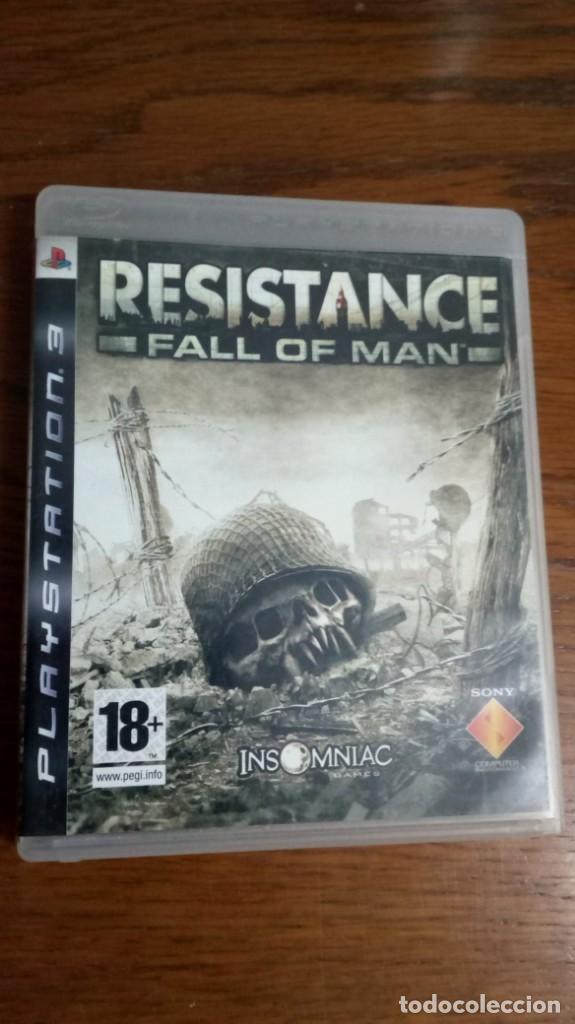 RESISTANCE (Juguetes - Videojuegos y Consolas - Sony - PS3)