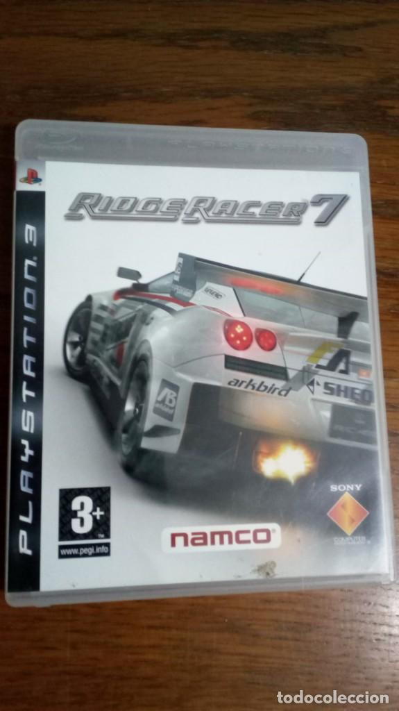 RIDGE RACER 7 (Juguetes - Videojuegos y Consolas - Sony - PS3)