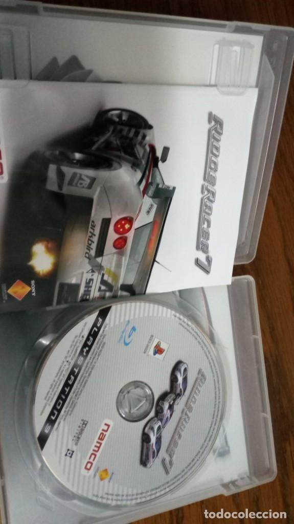 Videojuegos y Consolas: Ridge Racer 7 - Foto 2 - 153160082