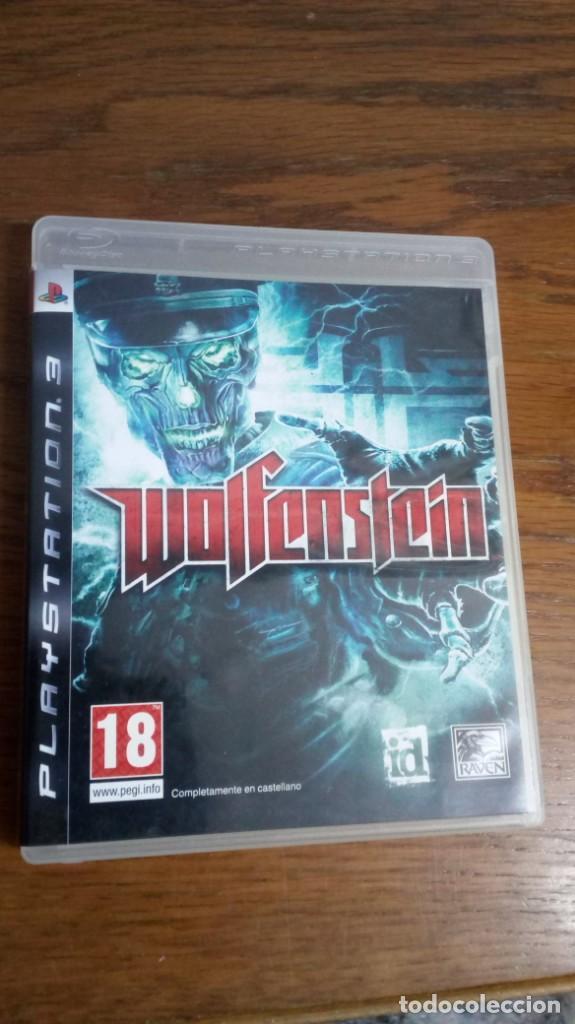 WOLFESTEIN (Juguetes - Videojuegos y Consolas - Sony - PS3)