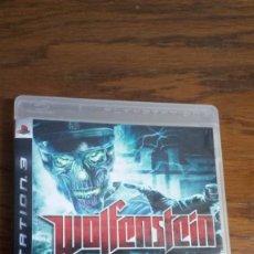 Videojuegos y Consolas: WOLFESTEIN. Lote 153160390