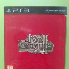 Videojuegos y Consolas: TWO WORLDS II PS3 EDICIÓN JUEGO DEL AÑO. Lote 204652616