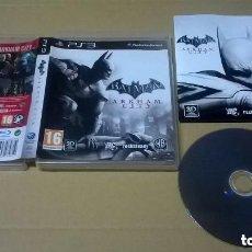 Videojuegos y Consolas: JUEGO PLAY 3 BATMAN ARKHAM CITY. Lote 212749916