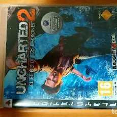 Videojuegos y Consolas: UNCHARTED 2. Lote 156565766
