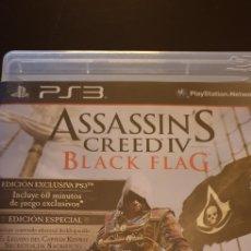Videojuegos y Consolas: ASSASSINS CREED IV BLACK FLAG (EDICIÓN ESPECIAL). Lote 156668160