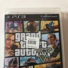 Videojuegos y Consolas: GRAND THEFT AUTO FIVE. PS3. Lote 157444837