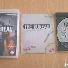 Videojuegos y Consolas: JUEGO PLAY 3 THE BUREAU. Lote 157989990