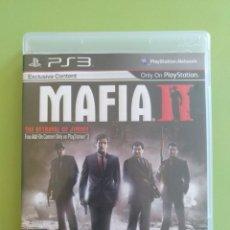 Videojuegos y Consolas: MAFIA II PS3. Lote 170650469