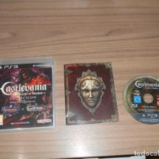 Videojuegos y Consolas: CASTLEVANIA LORDS OF SHADOW COLLECTION 1 & 2 COMPLETO PLAYSTATION 3 PAL ESPAÑA. Lote 158969134