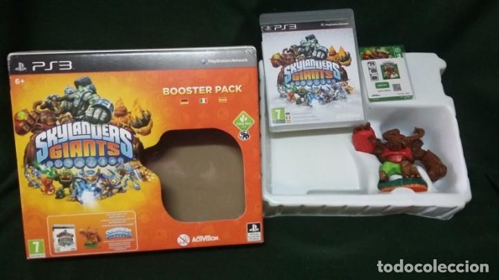 SKYLANDERS GIANTS PARA PS3 BOOSTER PACK (Juguetes - Videojuegos y Consolas - Sony - PS3)