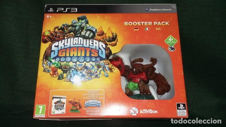 Videojuegos y Consolas: SKYLANDERS GIANTS PARA PS3 BOOSTER PACK - Foto 2 - 148433798