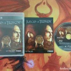 Videojuegos y Consolas: JUEGO PLAY 3 JUEGO DE TRONOS. Lote 159453322