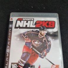 Videojuegos y Consolas: SONY PS3 NHL 2K9. Lote 159517794