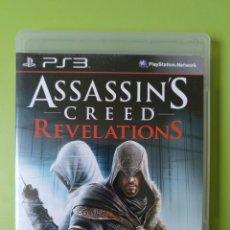 Videojuegos y Consolas: ASSASSIN´S CREED RELEVATIONS PS3. Lote 159615594