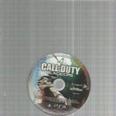 Videojuegos y Consolas: CALL OF DUTY BLACK OPS. Lote 159623198
